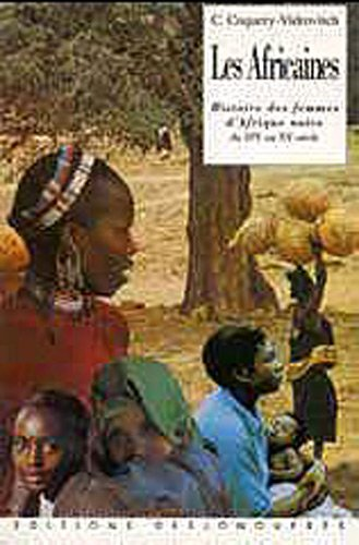 9782843211331: Les africaines