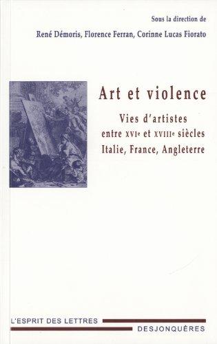 Art et violence: D�moris, Ren�