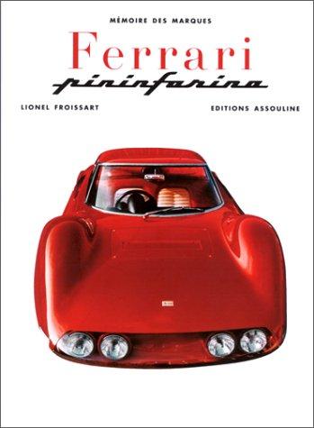9782843230035: Ferrari : Pininfarina