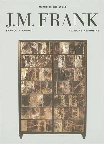 9782843230608: Jean-Michel Frank (Mémoire du style)