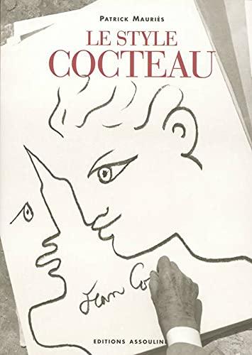 9782843230929: Le style Cocteau (Mémoire de l'art)