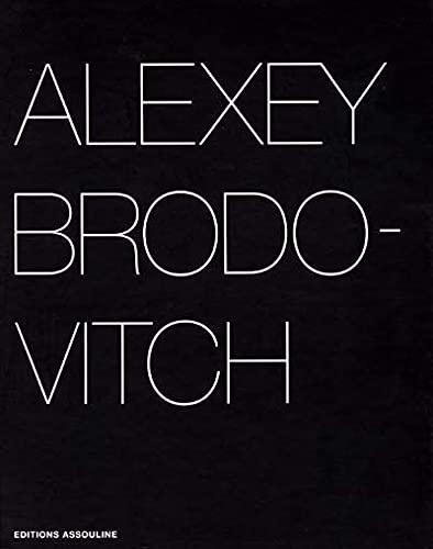 Alexey Brodovitch. Portfolio: Alexey Brodovitch