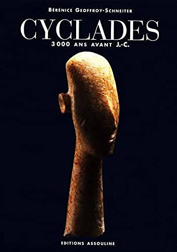 Cyclades (Mémoires) (French Edition) (9782843231254) by Geoffroy-Schneiter, Bérénice