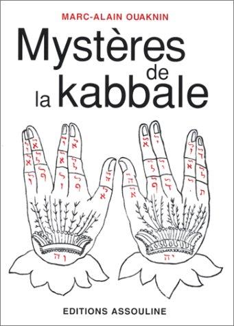 Mystères de la kabbale (2843231310) by Ouaknin, Marc-Alain