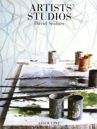 artists' studios: David. Seidner