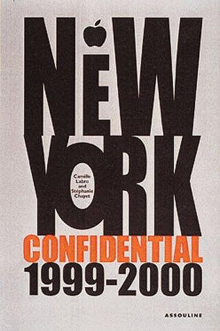 New York Confidential: Chayet, Stephanie