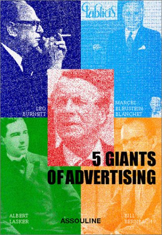 5 Giants of Advertising: Lorin, Phillippe