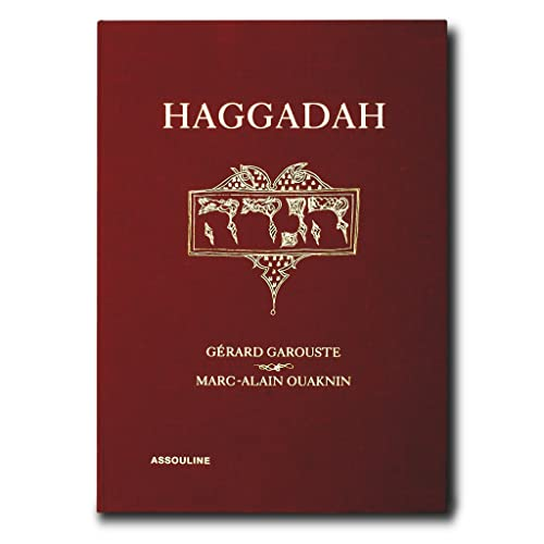 Haggadah: A Celebration of the Seder Ceremony (Exclusive Selection) (2843232511) by Marc-Alain Ouaknin