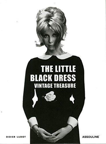 9782843232893: The Little Black Dress : Vintage Treasure (en anglais)