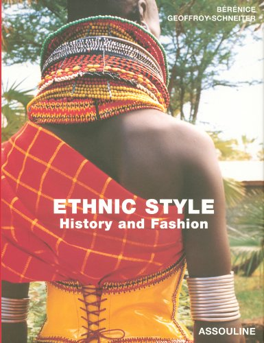 9782843232909: ETHNIC STYLE ANGLAIS