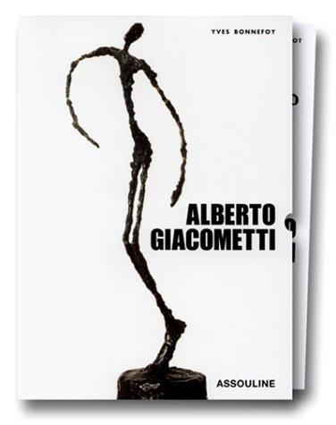 9782843233098: Alberto Giacometti (coffret 2 volumes)