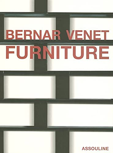 9782843233302: Bernar Venet Furniture