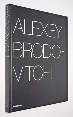 9782843233333: Alexey Brodovitch