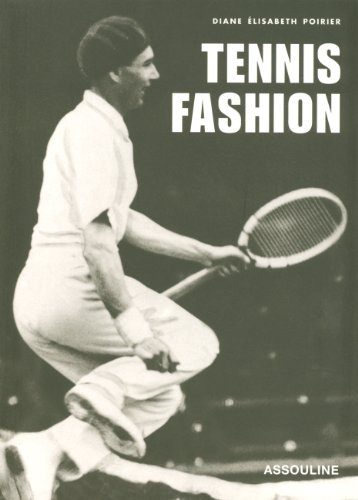 9782843234385: Tennis Fashion