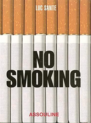 9782843234552: no smoking