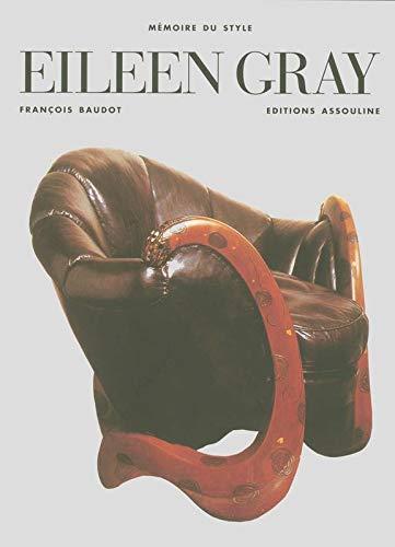 9782843236013: Eileen Gray (Memoire)