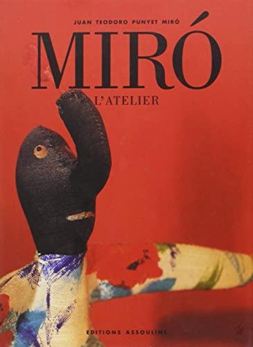 9782843236259: Miro's Studio (Memoire)