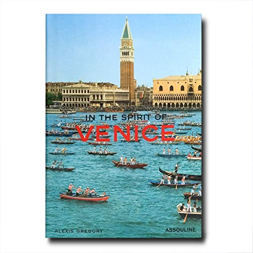 In The Spirit Of Venice: Gregory, Alexis