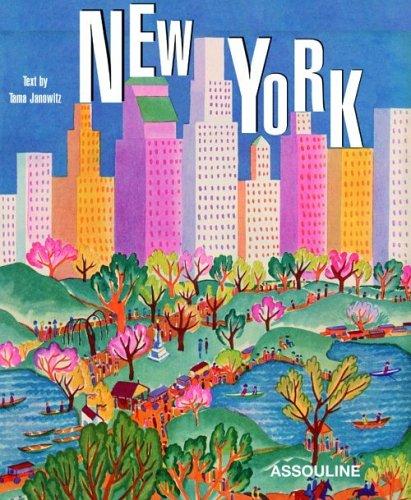 New York: Tama Janowitz