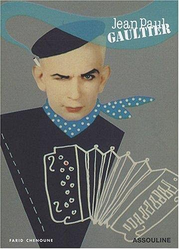 Jean-Paul Gaultier (French Edition): Farid Chenoune