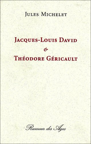 9782843271281: J. l. David et Th. Gericault