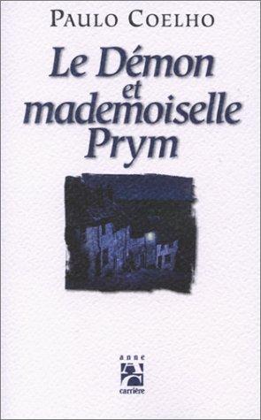 9782843371431: Le Démon et mademoiselle Prym