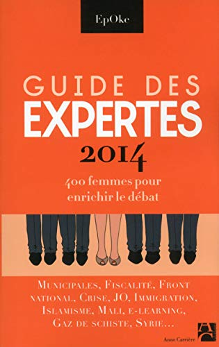 Guide des expertes (édition 2014): EpOke