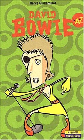 9782843430725: David Bowie de A à Z