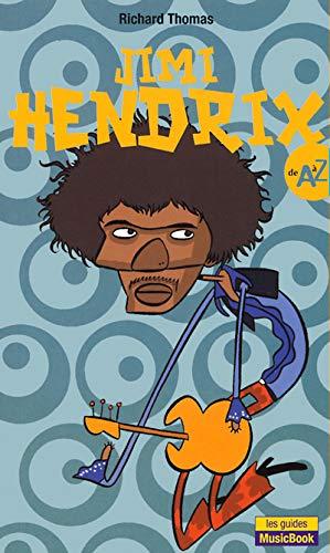 9782843430749: Jimi Hendrix de A à Z