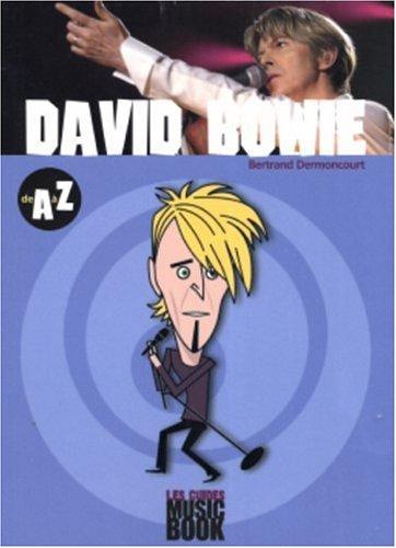 9782843433054: David Bowie de A à Z
