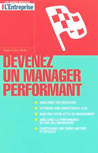 9782843433344: Devenez un manager performant