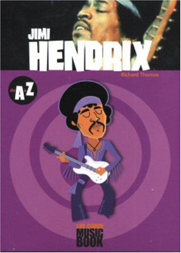 9782843433412: Jimmy Hendrix de A à Z