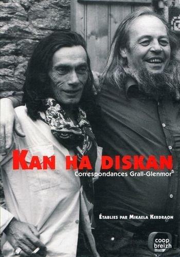 9782843463006: Kan Ha Diskan Correspondances Grall-Glenmor