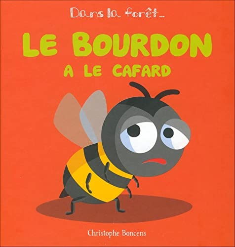 9782843464911: Le bourdon a le cafard (French Edition)