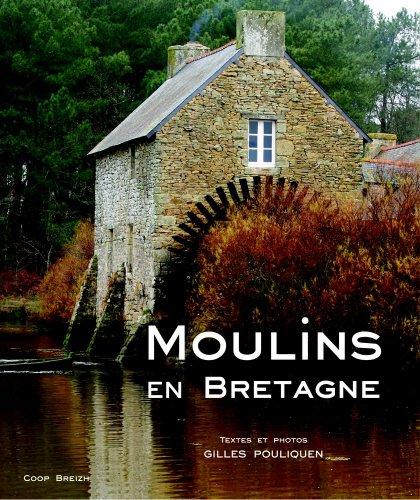 9782843466410: Moulins de Bretagne