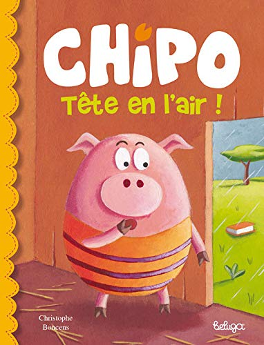 CHIPO TÊTE EN L'AIR: BONCENS CHRISTOPHE