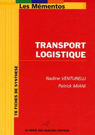 9782843474583: Transport Logistique