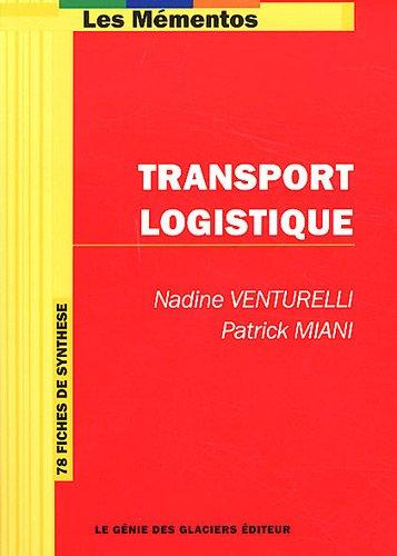 9782843478369: transport-logistique (7e édition)