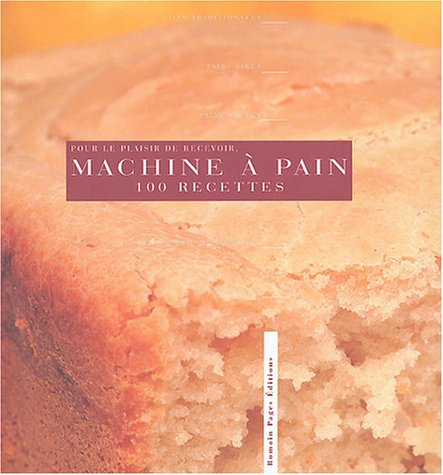 La machine à pain