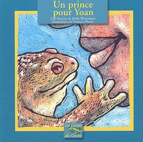 9782843501548: Un prince pour Yoan
