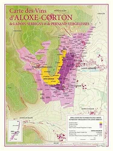 9782843542145: Carte des vins Aloxe-Corton