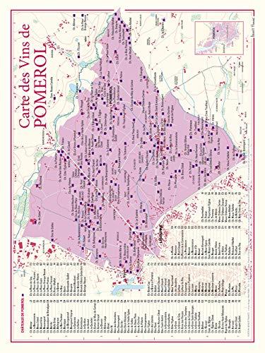 9782843542367: Carte des vins de Pomerol