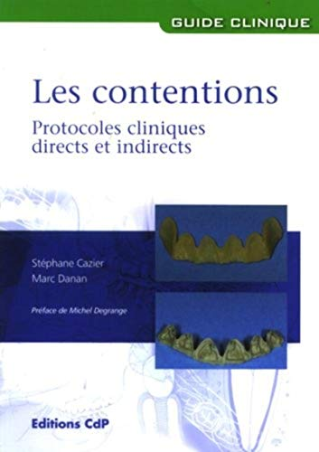 9782843611179: Les contentions (French Edition)