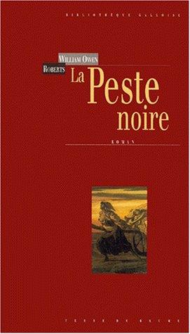 9782843620980: La Peste noire (French Edition)