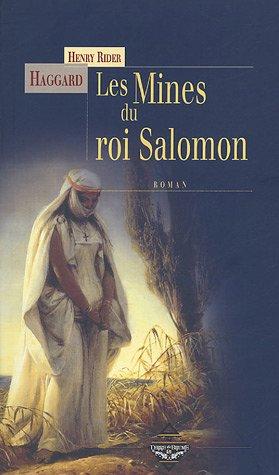 9782843622540: Les mines du roi Salomon (French Edition)