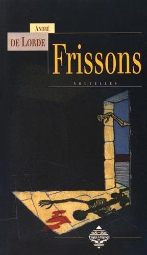 9782843625800: FRISSONS