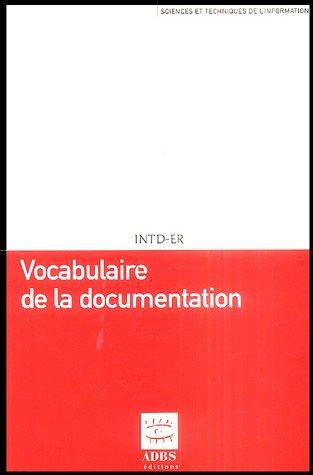 9782843650710: Vocabulaire de la documentation