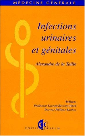 9782843710162: Infections urinaires et génitales