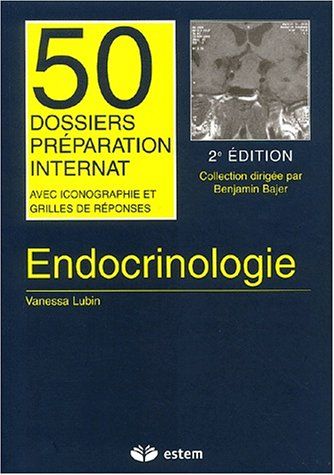 9782843711701: Endocrinologie