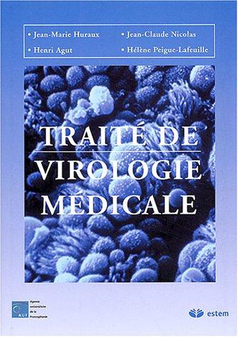 9782843712036: Trait� de virologie m�dicale